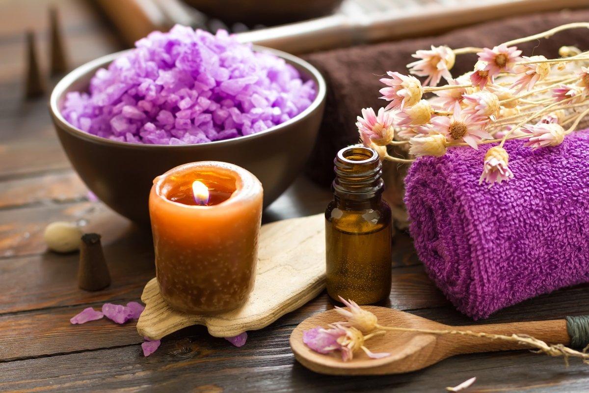 Aromatherapy - 60 min